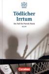Tödlicher Irrtum - německá četba edice Lernkrimi A2/B1 vč. audio-CD