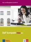 DaF kompakt NEU A1 - učebnice němčiny a prac. sešit vč. MP3-CD