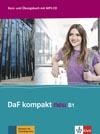 DaF kompakt NEU B1 - učebnice němčiny a prac. sešit vč. MP3-CD