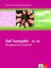 DaF kompakt (A1-B1) - pracovní sešit němčiny vč. 2 audio-CD