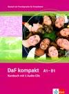 DaF kompakt (A1-B1) - učebnice němčiny vč. 3 audio-CD