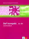 DaF kompakt (A1-B1) - metodická příručka k učebnici němčiny