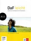 DAF leicht A1.1 - učebnice němčiny s DVD-ROM