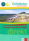 DIREKT - cvičebnice k 2. a 3. dílu (K nové maturitě bez obav) s 2 CD