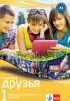 Klassnyje Druzja 1 - učebnice ruštiny (CZ verze)