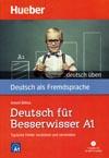 """Deutsch für Besserwisser A1 – cvičebnice edice """"deutsch üben"""" s CD"""