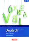 Deutsch als Fremdsprache - Grundwortschatz nach Themen -cvičebnice