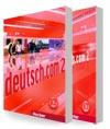deutsch.com 2 - paket 2. dílu (učebnice + pracovní sešit vč. CD - CZ)