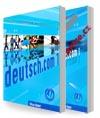 deutsch.com 1 - paket 1. dílu (učebnice + pracovní sešit + CD - CZ)