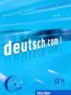 deutsch.com 1 CZ - 1. díl pracovního sešitu vč. CD k PS (CZ verze)