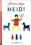 Heidi - zjednodušená četba v němčině A1 vč. CD