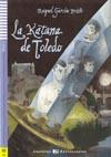 La Katana de Toledo - zjednodušená četba v němčině A2 vč. CD