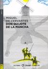 Miguel de Cervantes: Don Quijote de la Mancha - četba B2 + CD
