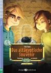 Das altägyptische Souvenir - zjednodušená četba v němčině A2 vč. CD
