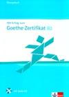 Mit Erfolg zum Goethe-Zertifikat B2 - cvičebnice k certifikátu B2