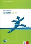 Mit Erfolg zum TestDaF - cvičebnice a testy k certifikátu + 2 CD