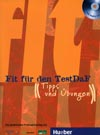 Fit für den TestDaF - cvičebnice k německému certifikátu vč. 2 CD