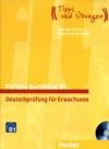 Fit fürs Zertifikat B1 - cvičebnice k německému certifikátu vč. CD