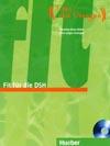 Fit für die DSH - cvičebnice k německému certifikátu včetně CD