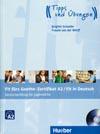 Fit fürs Goethe-Zertifikat A2/Fit in Deutsch- cvičebnice k certifikátu