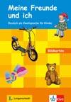Meine Freunde und ich - němčina DaF pro děti (obrazové karty)