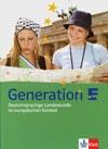 Generation E - učebnice německých reálií pro středně pokročilé