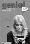 genial Klick B1 - kniha testů k učebnici němčiny vč. audio-CD