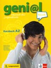 genial Klick A2 - učebnice němčiny vč. 2 audio-CD
