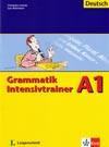 Grammatik Intensivtrainer A1 - cvičebnice německé gramatiky