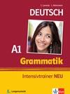 Grammatik Intensivtrainer NEU A1 - cvičebnice německé gramatiky