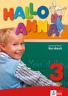 Hallo Anna 3 - učebnice němčiny pro děti vč. 2 audio-CD