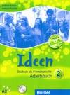 Ideen 2 – 2. díl pracovního sešitu vč. 2 audio-CD a CD-ROM (D verze)
