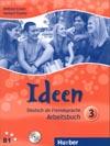 Ideen 3 - 3. díl pracovního sešitu vč. 2 audio-CD k PS (D verze)