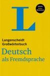 Langenscheidt Großwörterbuch DAF 2015 - německý slovník v pevné vazbě