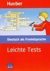 Leichte Tests DaF - jednoduché testy v němčině