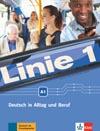 Linie 1 A1 - učebnice a pracovní sešit s DVD-ROM