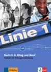 Linie 1 A1 - sešit testů k 1. dílu vč. audio-CD