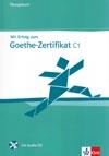 Mit Erfolg zum Goethe-Zertifikat C1 - cvičebnice + CD k certifikátu C1