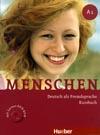 Menschen A1 - učebnice němčiny vč. DVD-ROM