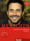 Menschen A2 - učebnice němčiny vč. DVD-ROM