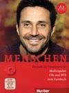Menschen A2 - paket médií k učebnici (3 audio-CD a 1 DVD)