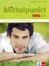 Mittelpunkt neu C1 - pracovní sešit němčiny vč. audio-CD
