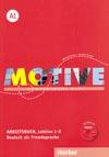 Motive A1 Arbeitsbuch - pracovní sešit vč. MP3-audio-CD