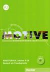 Motive A2 Arbeitsbuch - pracovní sešit vč. MP3-audio-CD