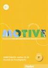 Motive B1 Arbeitsbuch - pracovní sešit vč. MP3-audio-CD