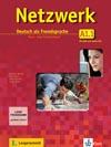 Netzwerk A1.1 - učebnice němčiny a prac. sešit vč. 2 audio-CD a DVD