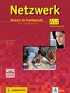 Netzwerk A1.2 - učebnice němčiny a prac. sešit vč. 2 audio-CD a DVD