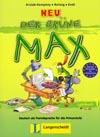 Der grüne Max NEU 1 - učebnice němčiny 1. díl