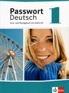 Passwort Deutsch 1 - učebnice němčiny s prac. sešitem (lekce 1-6)