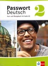 Passwort Deutsch 2 - učebnice němčiny s prac. sešitem (lekce 7-12)